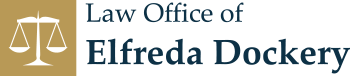 Law Office of Elfreda Dockery Header Logo